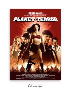 Planet Terror film afişi