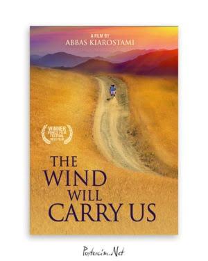 Rüzgar Bizi Sürükleyecek posteri film afişi