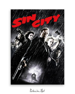 Sin City film afişi