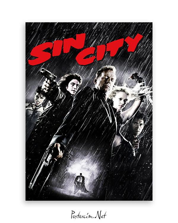 Sin City film afişi