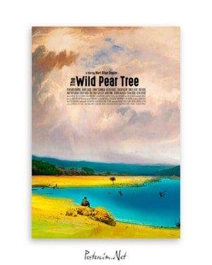 ahlat ağacı poster