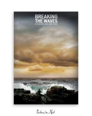 dalgaları aşmak poster