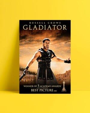 Gladiator afiş