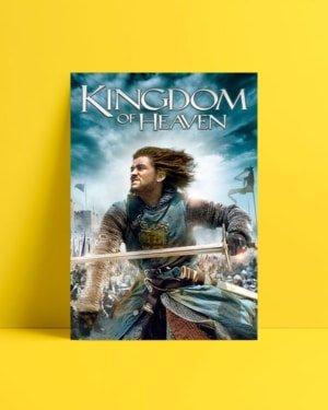Cennetin Krallığı Afiş