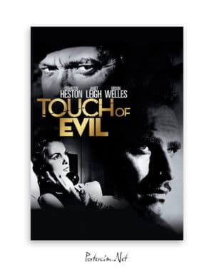 Touch of Evil afişi