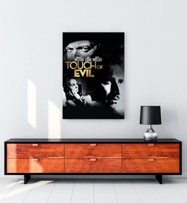 Touch of Evil kanvas tablo