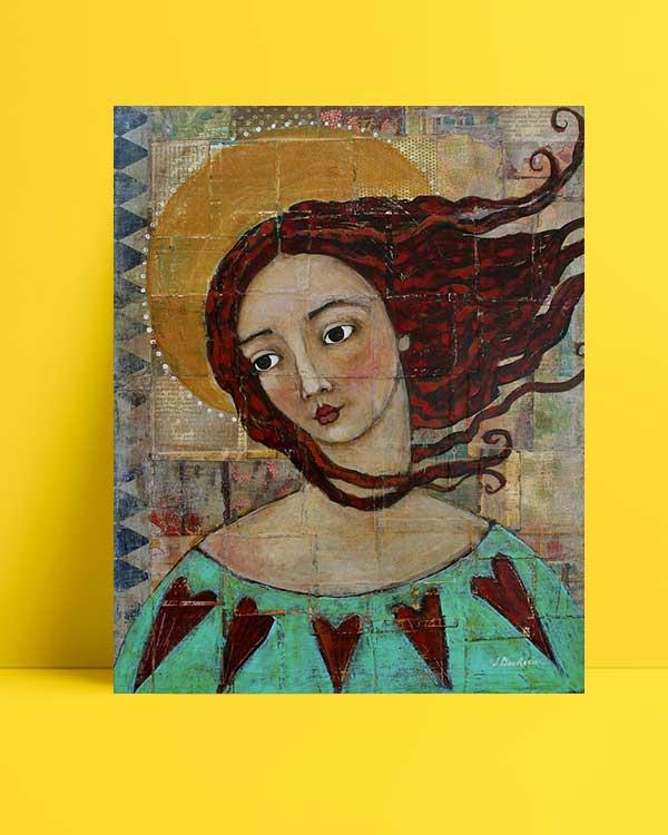 Jane Spakowsky - 1st Valentine afişi