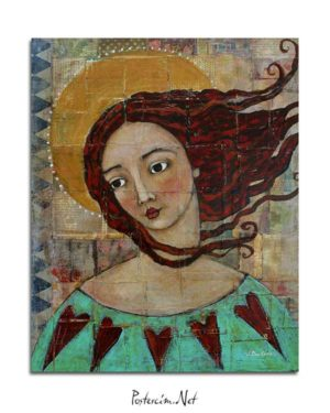 Jane Spakowsky - 1st Valentine posteri