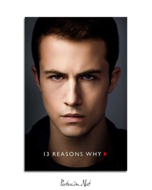 13 Reasons Why posteri