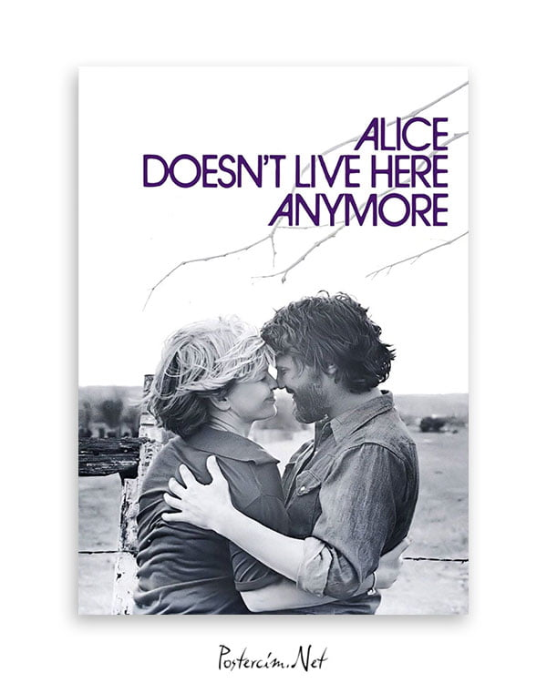 Alice Doesn't Live Here Anymore afiş