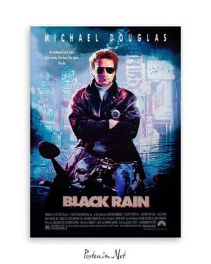 Black Rain afiş