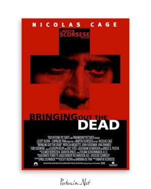 Bringing Out the Dead afiş