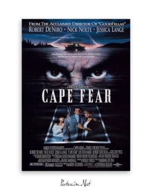 Cape Fear afiş