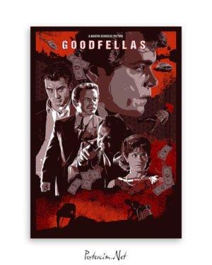 Goodfellas afiş