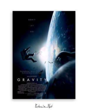Gravity 2013 posteri satın al