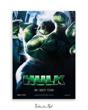 Hulk afiş