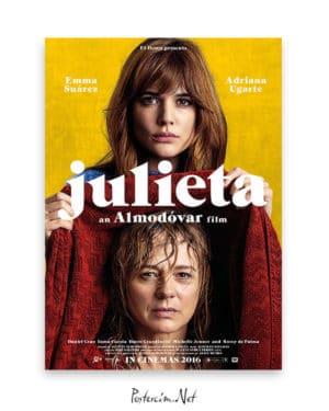 Julieta kanvas afiş