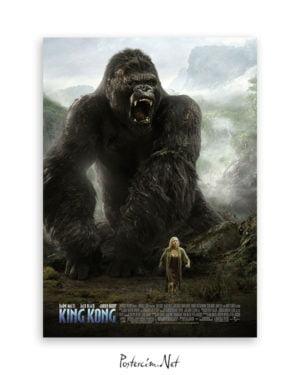 King Kong afiş