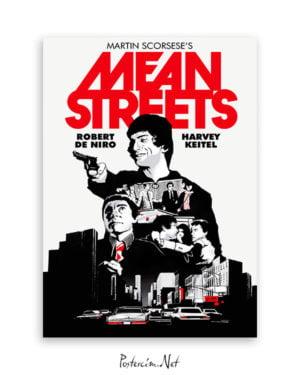 Mean Streets afiş