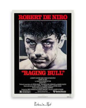 Raging Bull afiş