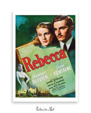Rebecca afiş