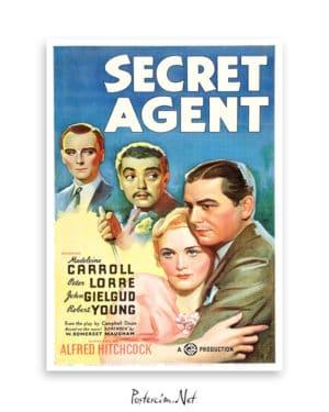 Secret Agent afiş