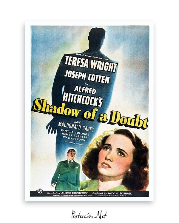 Shadow of a Doubt afiş