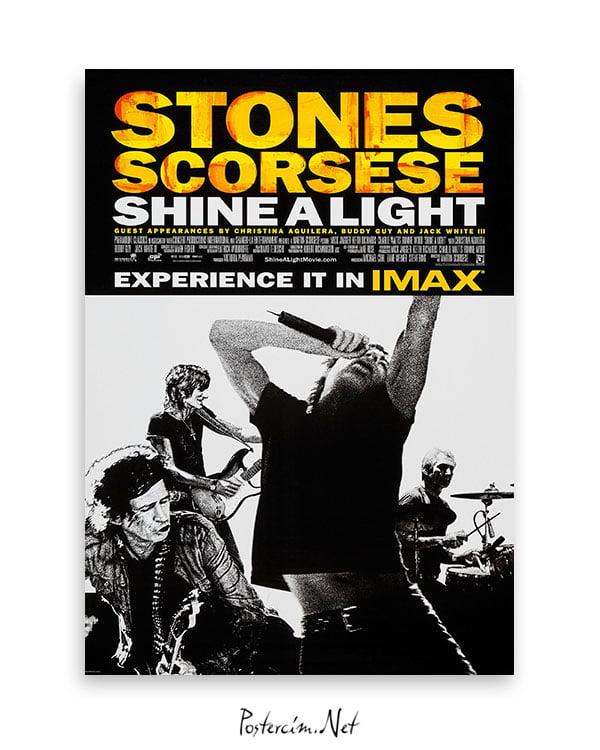 Shine a Light afiş