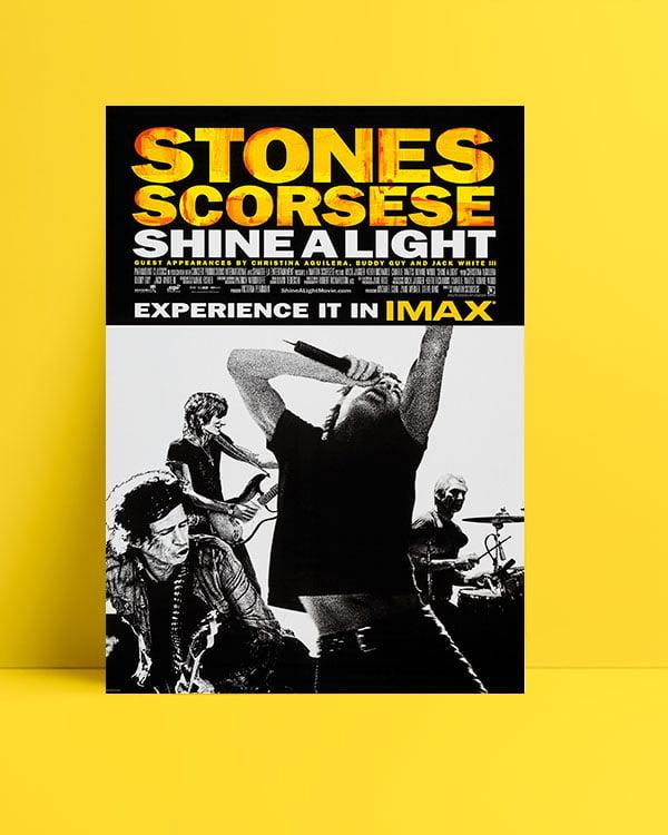 Shine a Light poster