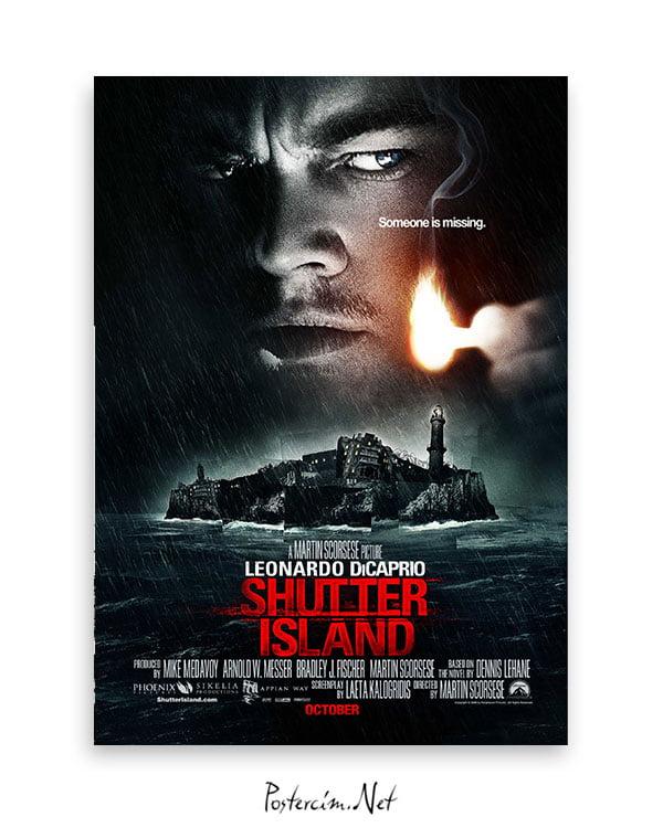 Shutter Island afiş