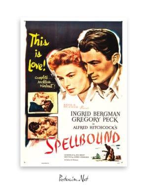 Spellbound afiş