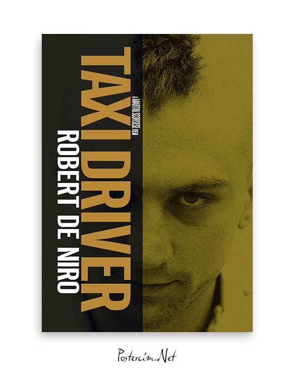 Taxi Driver afiş