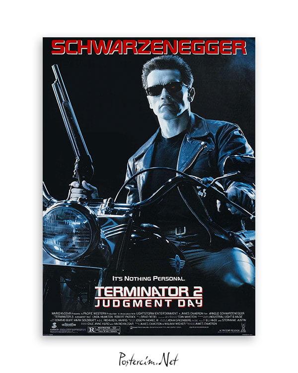 Terminator 2: Judgment Day afiş