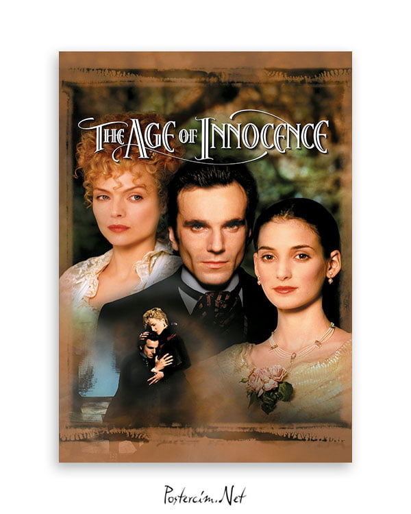 The Age of Innocence afiş