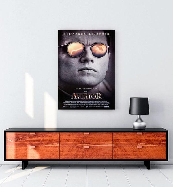 The Aviator kanvas tablo