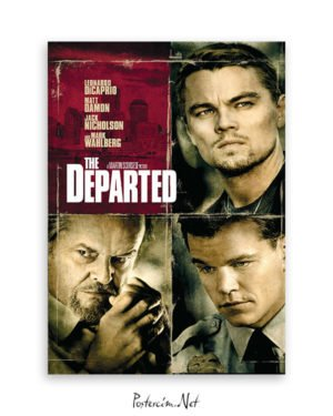 The Departed afiş