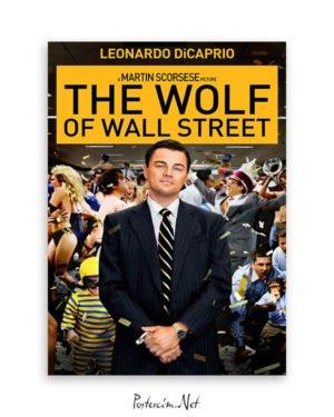 The Wolf of Wall Street afiş
