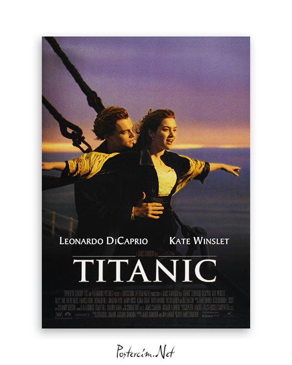 Titanic afiş