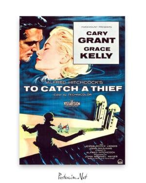 To Catch a Thief afiş