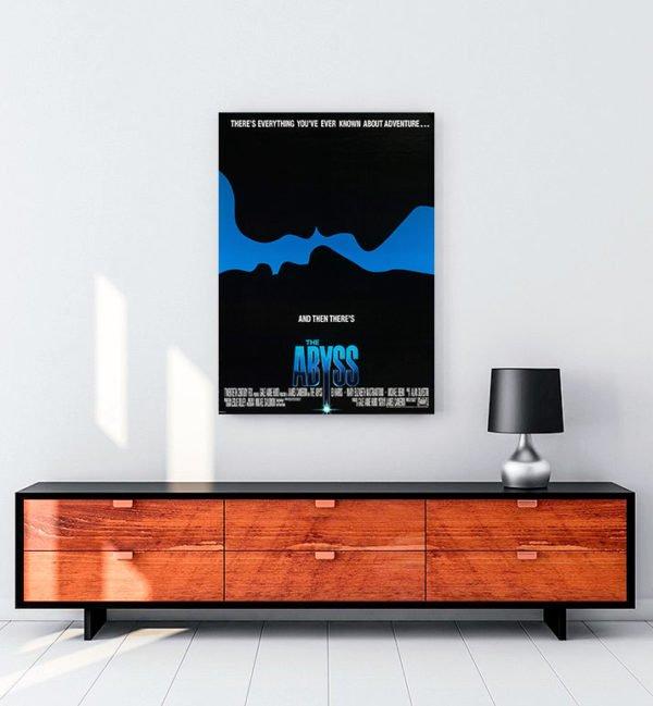 The Abyss kanvas tablo