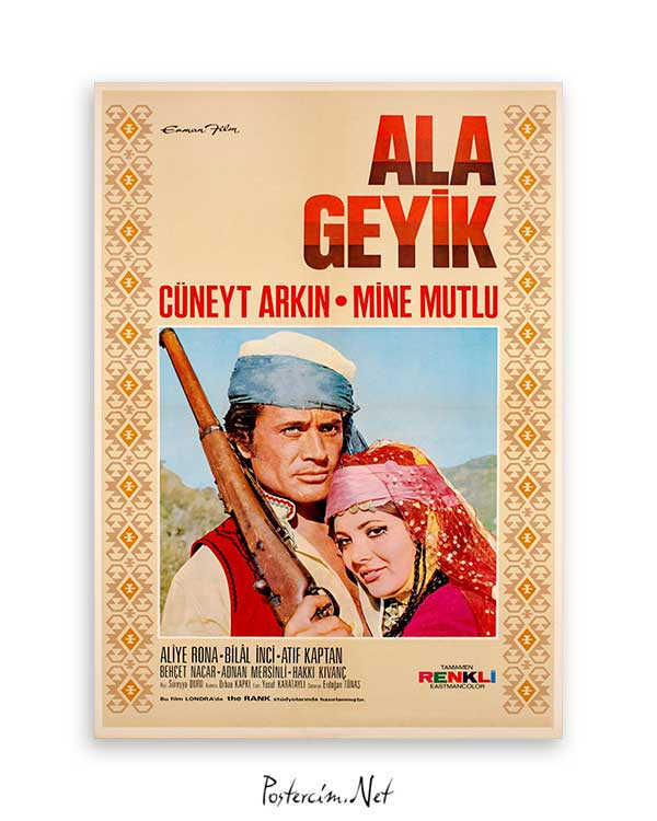 Ala Geyik film posteri