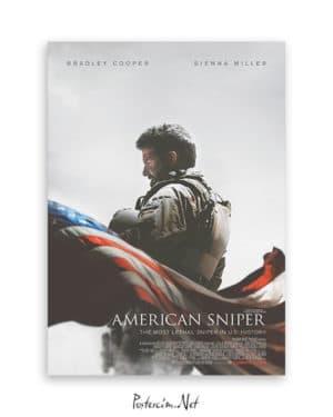 American Sniper afiş