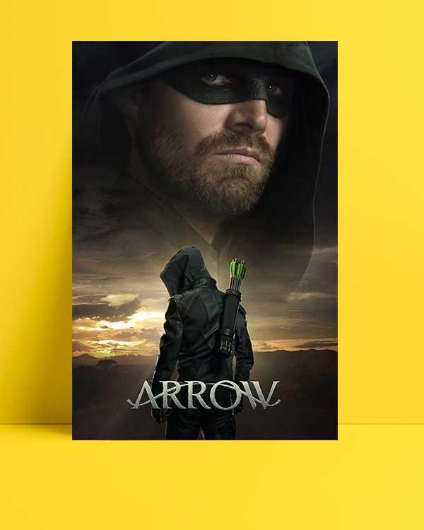 Arrow afişi
