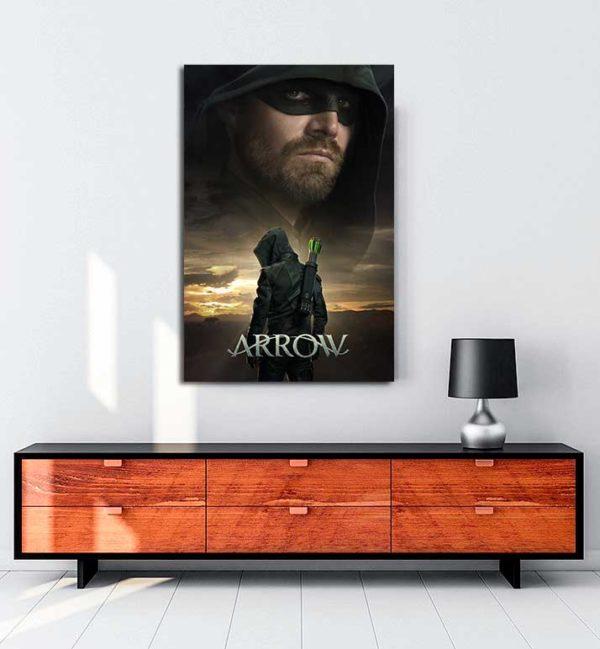 Arrow kanvas tablo