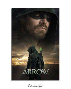 Arrow posteri