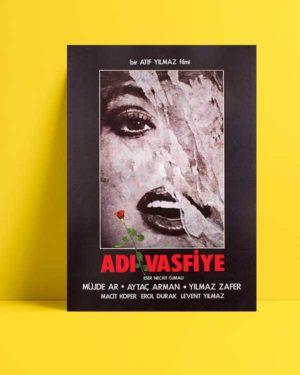 Adı Vasfiye film afişi