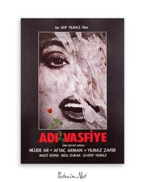 Adı Vasfiye film posteri