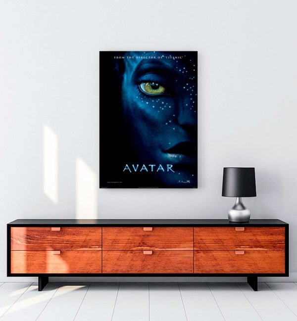 Avatar kanvas tablo