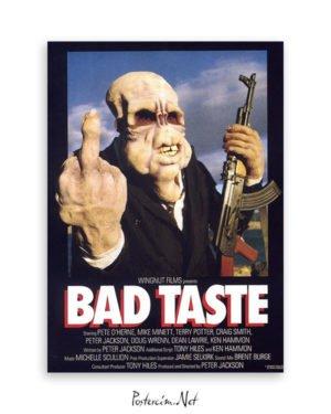 Bad Taste afiş