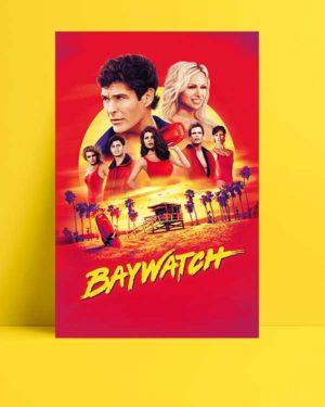 Baywatch afişi